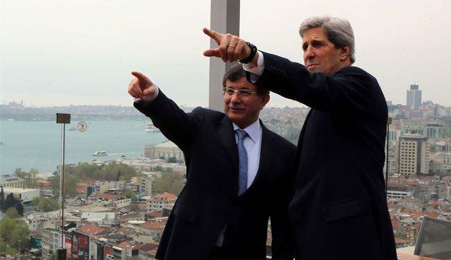 الكيان الاسرائيلي یتفاوض لإقامة قاعدة في تركيا