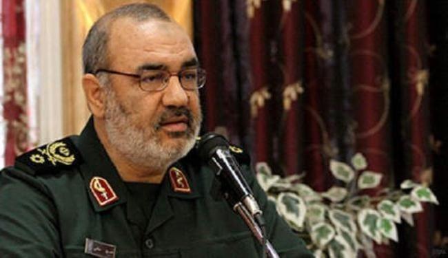 الحرس الثوري يدشين منظومة دفاع جوي متطورة وسرية