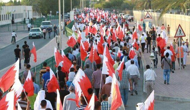 البحرين..مسيرة احتجاجية حاشدة جنوب غرب العاصمة المنامة