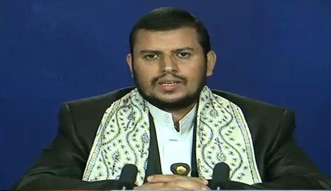 """الحوثي يدعو اليمنيين إلى الخروج """"العظيم"""" ويحذر من ارتكاب جرائم"""