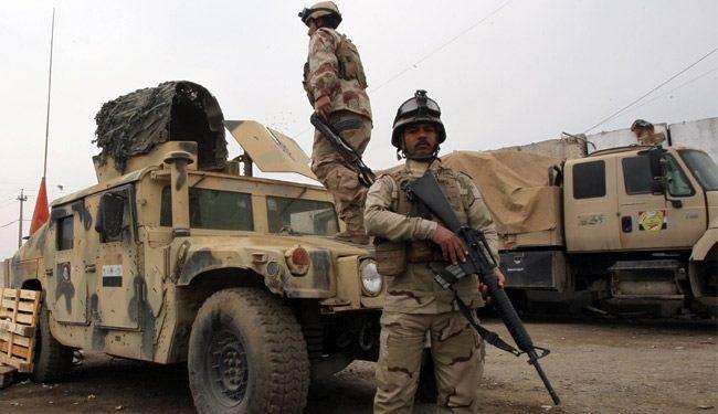 """الجيش العراقي يقتل 7 من قناصي """"داعش"""" غربي بغداد"""