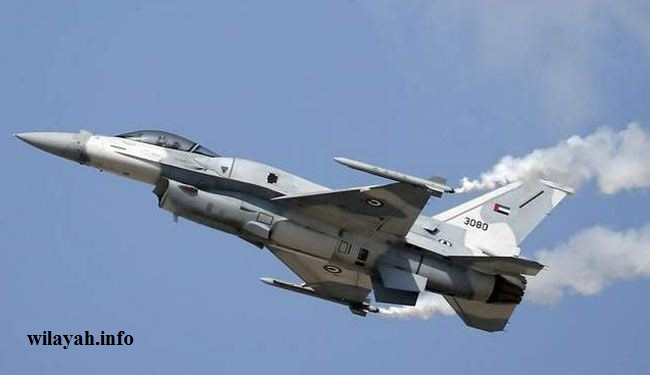وصول 30 مقاتلة إماراتية للمشاركة في العدوان على اليمن