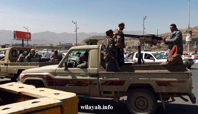 الدفاع الجوي اليمني يسقط طائرة سعودية معادية فوق صنعاء