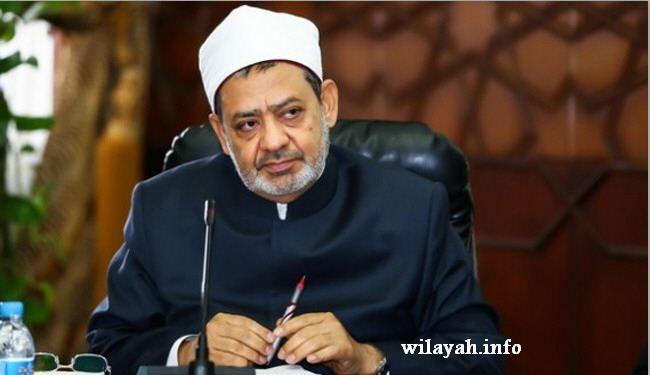 شيخ الازهر يهدد الدول العربية والاسلامية الداعمة للارهاب
