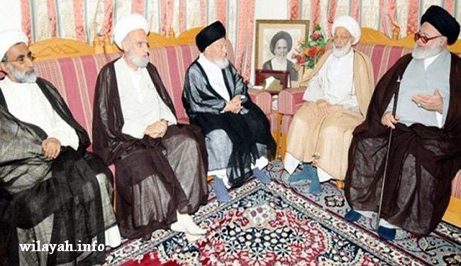 علماء البحرين يطالبون اعلان براءة الشيخ سلمان فورا