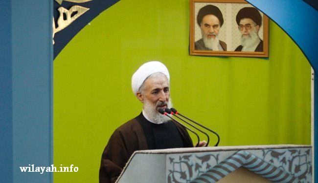 ماذا قال امام جمعة طهران المؤقت بشان العدوان السعودي ؟