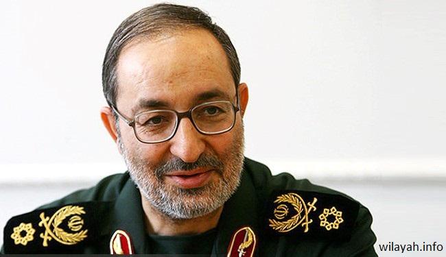 سردار جزایری به العالم گفت: تهدید ایران بلوف است
