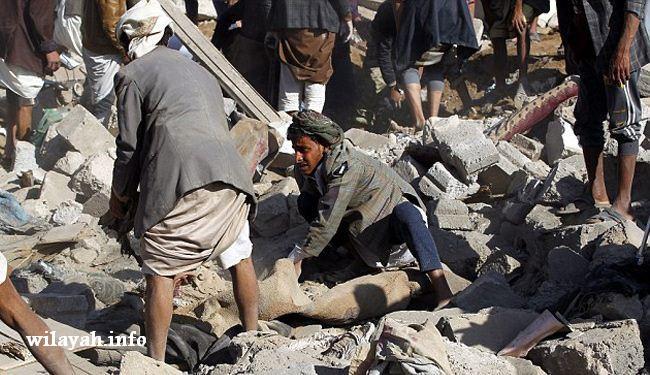 مزيد من الشهداء والجرحى في الغارات السعودية على اليمن