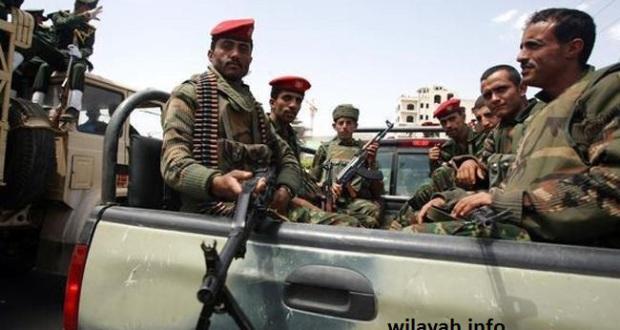 انتشار للجيش واللجان الثورية في تعز وانباء عن دخول قوات سعودية
