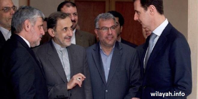 الرئيس-السوري-بشار-الاسد-يلتقي-علي-اكبر-ولايتي-بدمشق-lebanon-daily-620x330