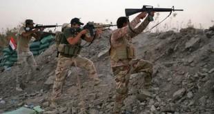 """قوات الحشد الشعبي تنتصر على """"داعش"""" شمال بابل"""