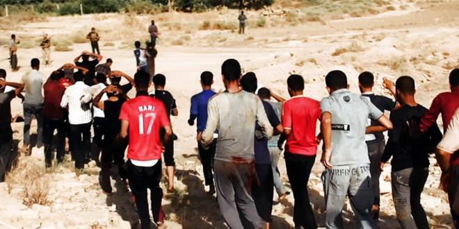 رايتس ووتش تحدد موقع اعدام جماعي لعراقيين بايدي ارهابيي داعش