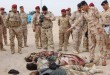 مقتل 40 داعشيا في هجوم فاشل على معسكر جنوب بغداد