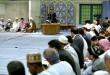 بالصور؛ لقاء آية الله خامنئي بالمشاركين في مسابقات قراءة القرآن