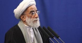 الرئيس الايراني يجب ان يكون سياسيا ولايخشى اميركا