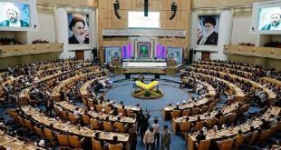 افتتاح الدورة الـ32 من المسابقات الدولیة للقرآن في طهران