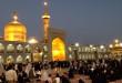 المرقد المطهر و المتحف لثامن الأئمة الامام الرضا  (ع) في مشهد المقدسة