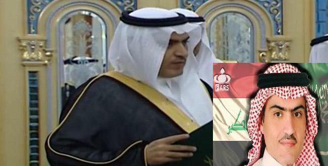 ضابط حماية ديك تشيني سفيراً للسعودية في العراق