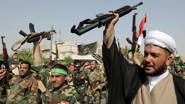 Mideast Iraq Linked Conflicts