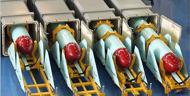 """كروز """"نصر"""" يعزز القدرات الصاروخية الايرانية"""
