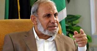 محمود الزهار : سنطوِّر علاقتنا مع إيران