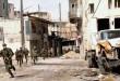 الجيش السوري يستهدف اوكار المسلحين ويحدث قتلاً فيهم
