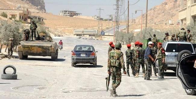 الجيش السوري يقترب من الحسم في الزبداني