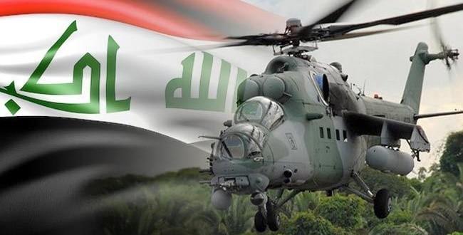 """العراق يتسلم دفعة جديدة من مروحيات """"صياد الليل"""" الروسية"""