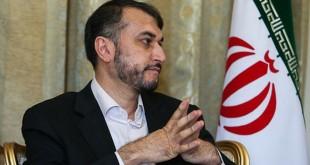 عبداللهيان: إيران تدعم وحدة وسيادة أراضي اليمن دوما