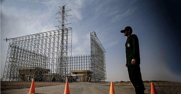 ايران تدشن منظومة رادارية يبلغ مداها 1100 كيلومتر