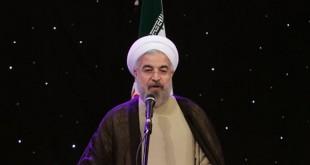 روحاني: سنكافح العنف والتطرف والارهاب بالمنطقة والعالم