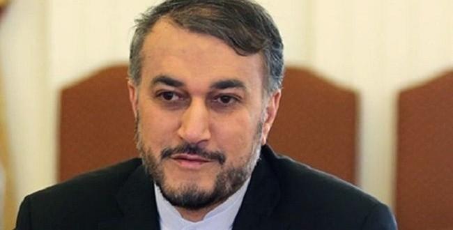 عبداللهيان يبحث مع هاموند سبل حل الأزمات في الشرق الاوسط سياسيا