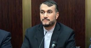 عبد اللهيان من بيروت: المقاومة الفلسطينية بافضل جهوزيتها
