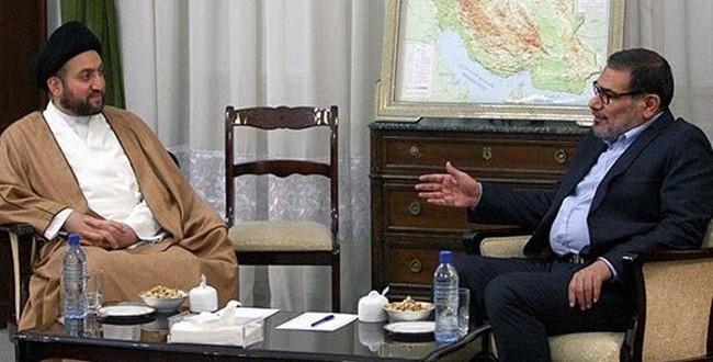 عمار الحكيم في ايران، ماذا عن لقائه مع شمخاني؟!