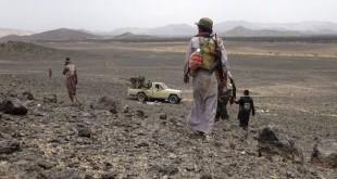 انصار الله تعلن عن عملياتها داخل الاراضي السعودية