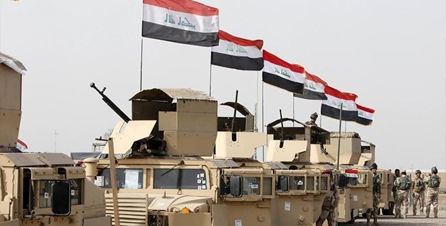 """الجيش العراقي يحشد لتحرير الموصل من """"داعش"""""""