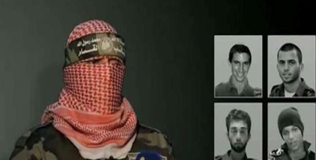 كتائب القسام تعلن أسر 4 جنود اسرائيلين