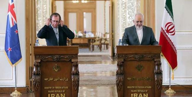 ظريف: السياسات العدائية الاميركية هي سبب عرقلة التعاون مع ايران