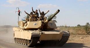 القوات العراقية تستعد لاقتحام عمق الفلوجة بعد تطويقها