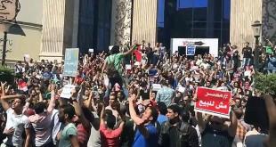 القاهرة تعتقل محاميا حقوقيا بتهمة محاولة قلب النظام