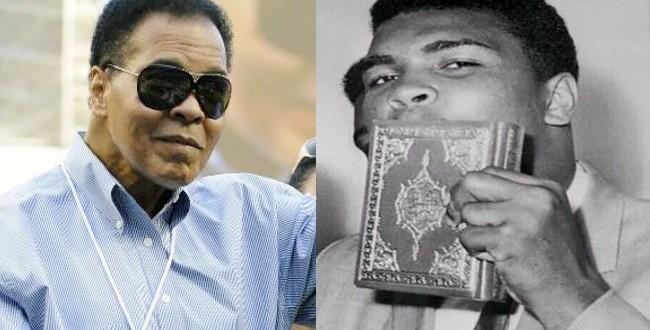 وفاة بطل الملاكمة العالمي السابق محمد علي كلاي