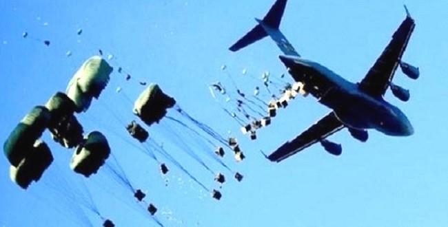 """طائرات مجهولة تلقي مناطيد محملة بمساعدات لـ""""داعش"""" شرق الرمادي"""