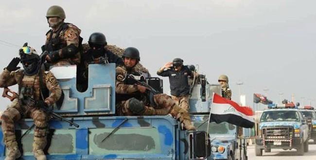 الشرطة تدخل احياء الاندلس والسراي والمقبرة بالفلوجة
