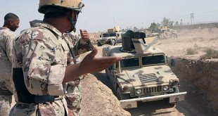 استمرار العمليات العسكرية لانهاء وجود الارهاب بالفلوجة