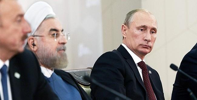 أول قمة روسية إيرانية أذربيجانية في باكو