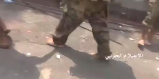 فيديو: عملية خاطفة ونوعية في العمق السعودي.. ارعبوهم وهم حفاة!