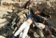 عمليات الانبار تعلن القضاء على 700 داعشي في جزيرة الخالدية