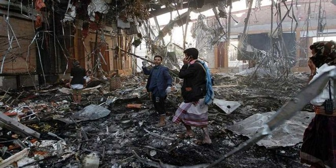 السعودية بمواجهة النفير اليمني!