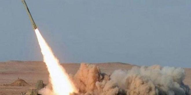 شاهد بالفيديو لحظة إطلاق صاروخ سكو