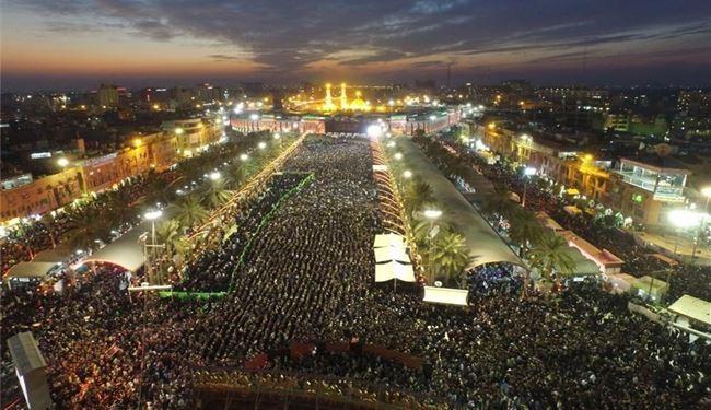 أضخم حشد بشري في العالم والإعلام العربي الأعور